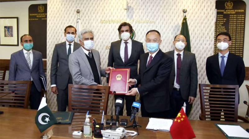 Pakistan, China sign $100m deal for National Highway-5 repair