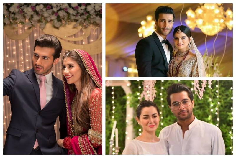 Pakistani celebrity couples who parted ways in 2020