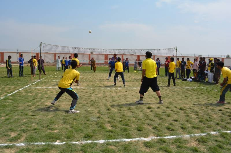 Challenges for Sports Development in Pakistani Universities