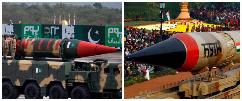 Pakistan, India swap list of nuclear installations