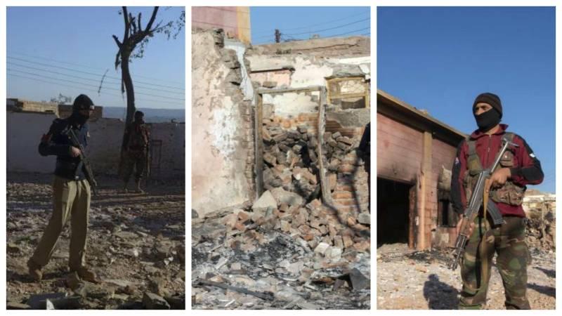 Pakistan to reconstruct vandalised Karak Hindu temple