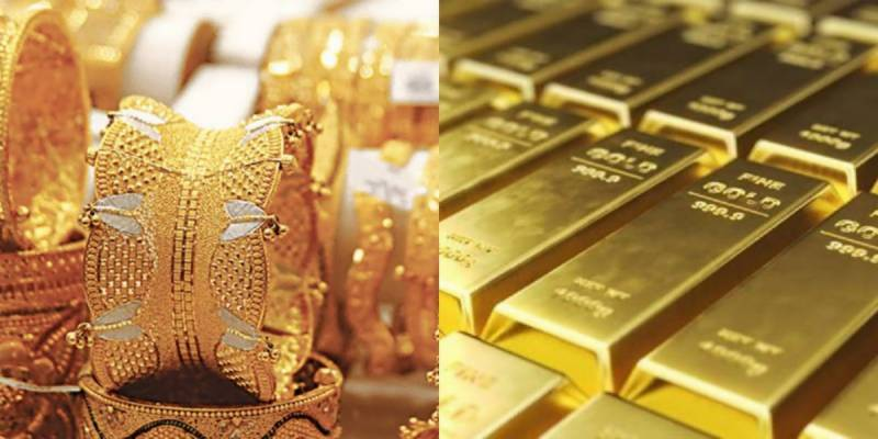 Today's gold rates in Pakistan — 01 January 2021
