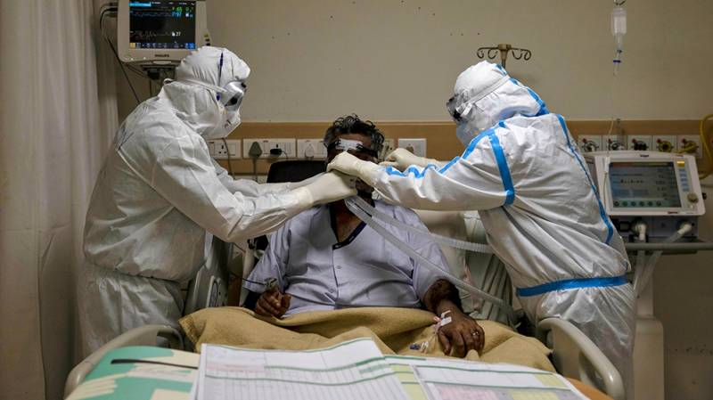 Covid-19: Pakistan reports 2,184 new cases, 82 deaths in 24 hours