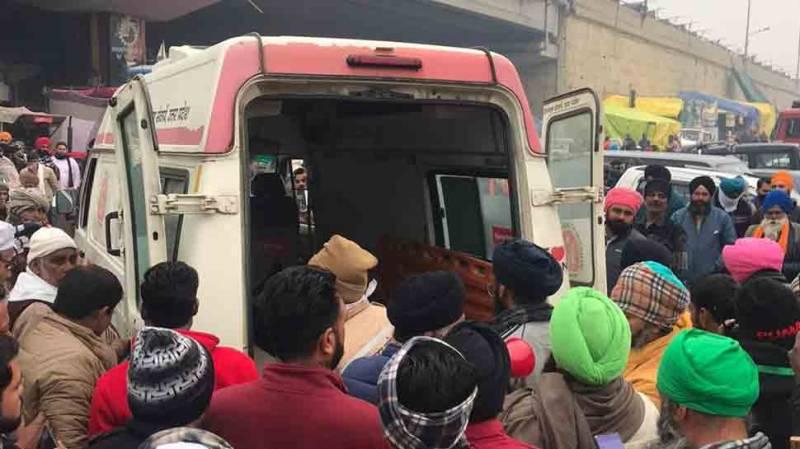 Farmer protesting controversial laws commits suicide at Delhi border