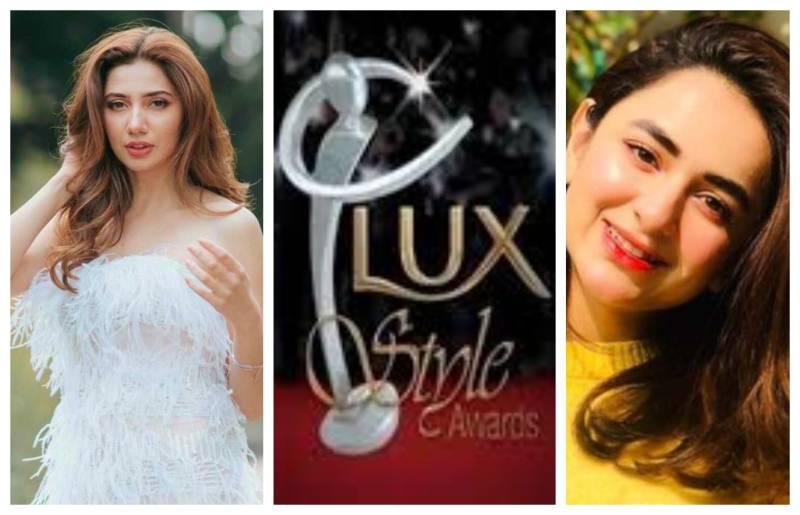 Mahira Khan, Yumna Zaidi and Iqra Aziz declared best actresses at Lux Style Awards 2020