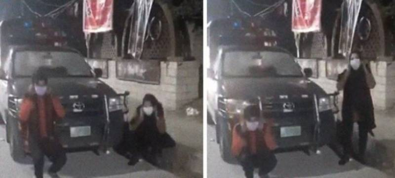 Viral video of Lahore siblings doing sit-ups is 'staged', say police