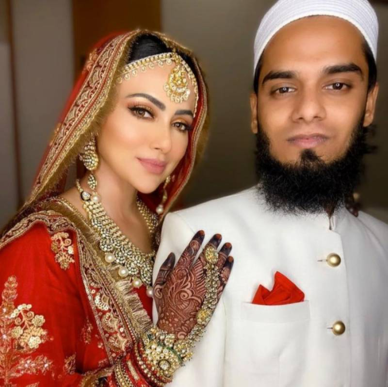 Who's the most beautiful wife? Check out what Sana Khan's husband just revealed