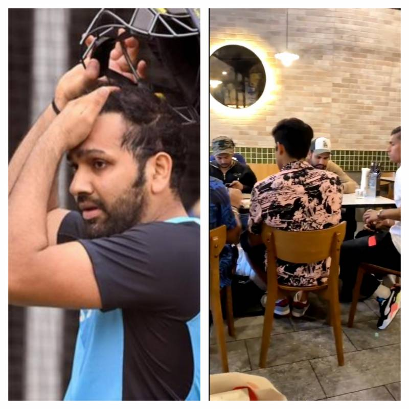 Five Indian players in isolation after Melbourne restaurant visit