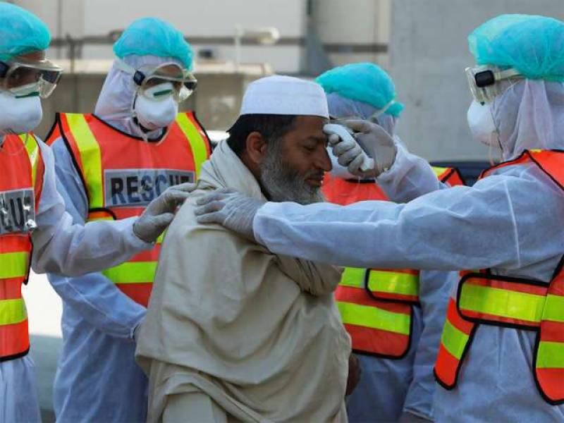 Pakistan reports 2,272 new coronavirus cases, 53 deaths in last 24 hours