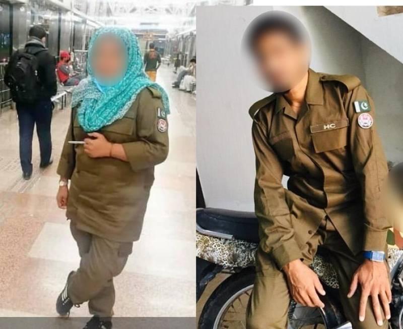 TikToker couple arrested for making videos in police uniform