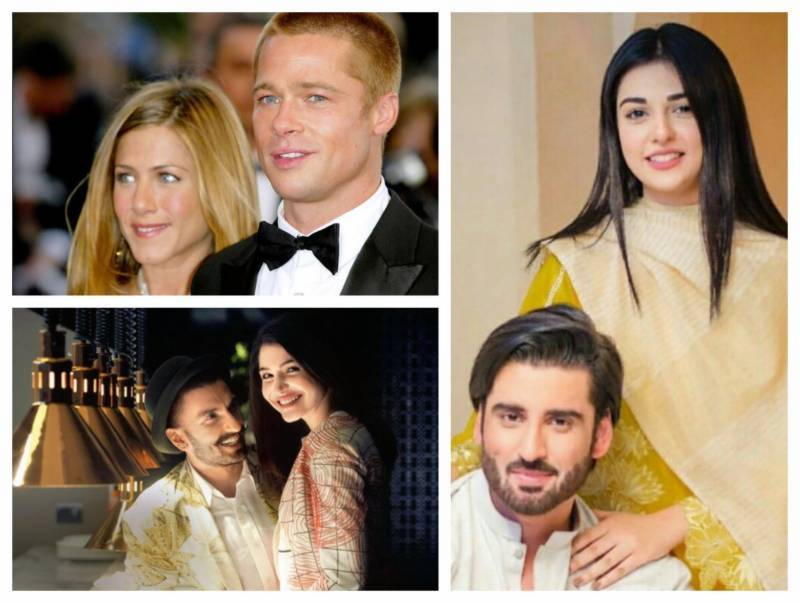 Stars who dated in the past