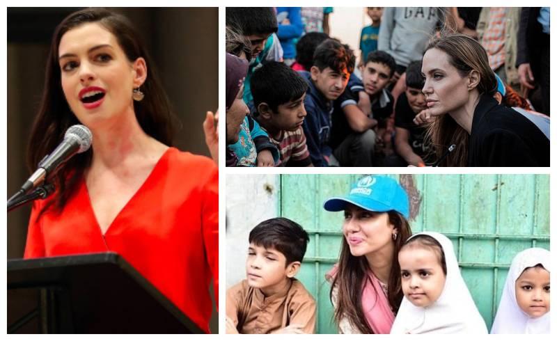 10 women celebs who lent their star power to UN