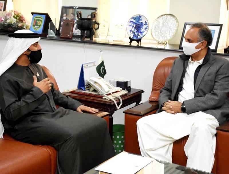 UAE expresses interest in Pakistan energy sector, says Ambassador Al-Zaabi