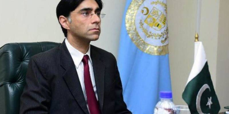 Dr Moeed Yusuf appointed Focal Person for Economic Diplomacy