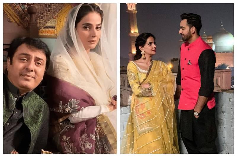 Mann Jogi – Saba Qamar wraps up shooting for new web series