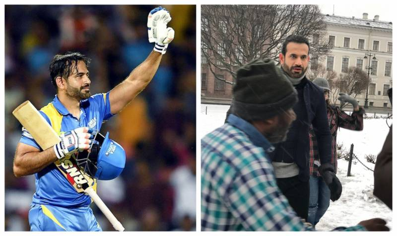 'Cobra' – India's Irfan Pathan makes acting debut as Interpol officer (Watch teaser)