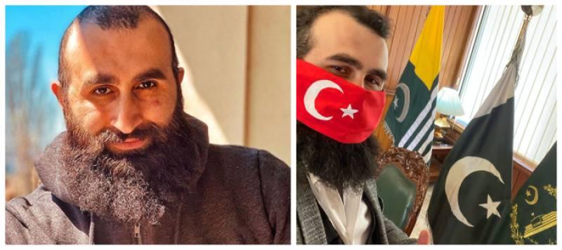 Ertuğrul star Celal Al says 'Kashmir is Pakistan'