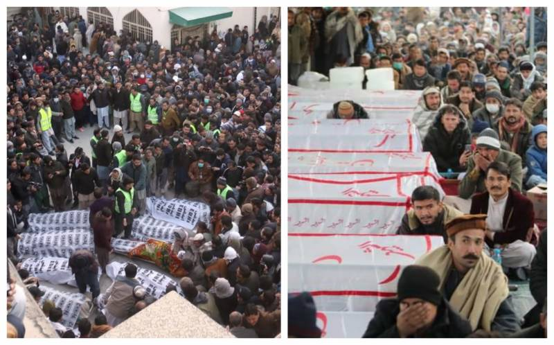 Machh massacre: Funeral prayers of slain coal miners to be offered today as deadlock ends