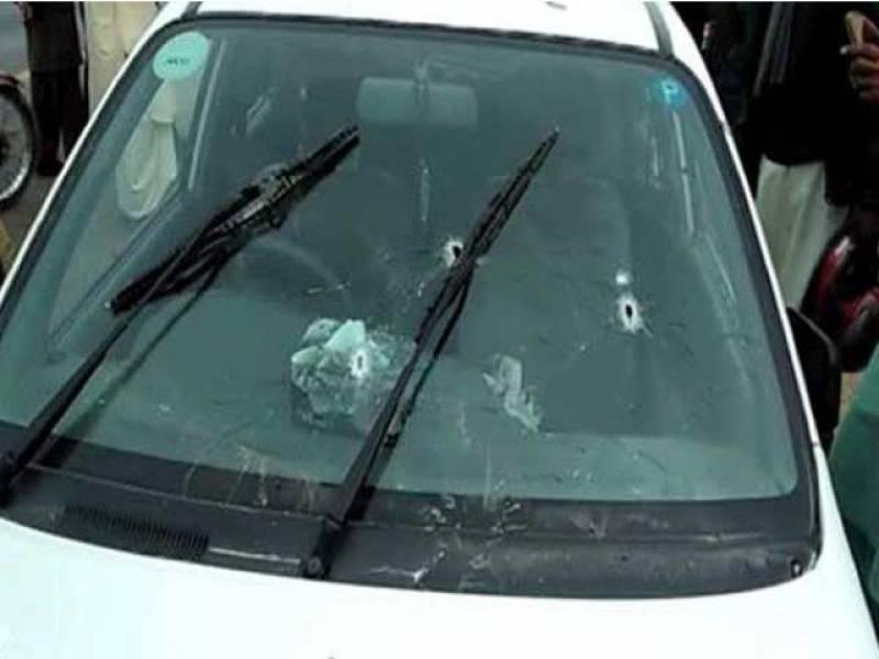 Man shot dead for not stopping car at Peshawar check post