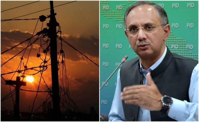 Gradual restoration of power underway, full restoration will take few more hours, says Omar Ayub