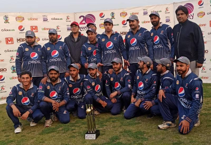 Orient clinch Pepsi Cup CPL T20 Cricket Championship trophy