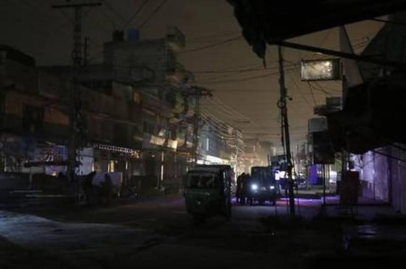 Power breakdown in Pakistan – Seven officials suspended over negligence