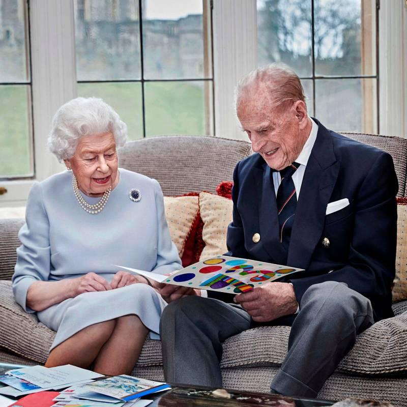Queen Elizabeth, Prince Philip receive COVID vaccine shots