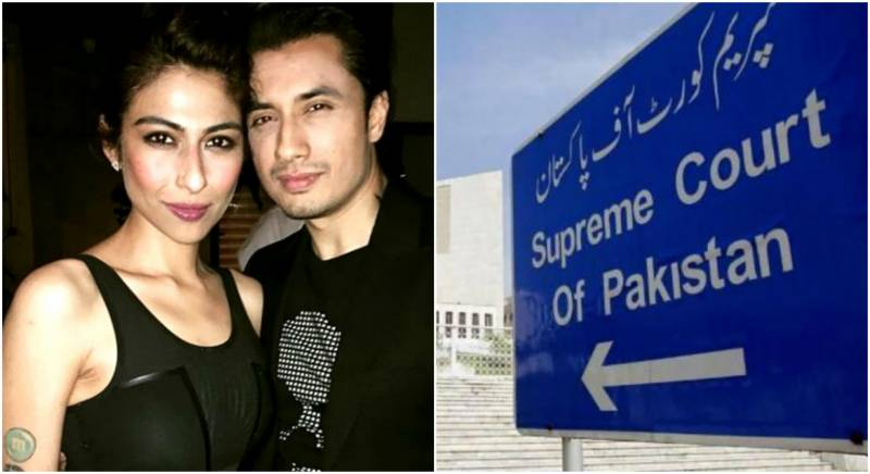 Meesha Shafi takes Ali Zafar to Pakistan's top court over 'harrassment'
