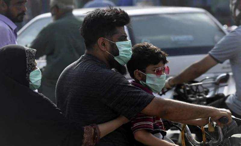Pakistan reports 2,408 fresh Covid-19 cases, 41 deaths
