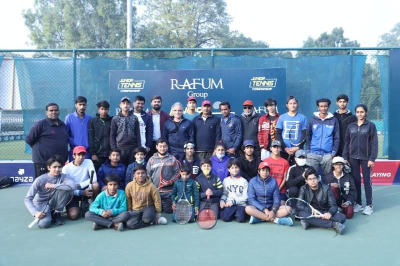 Rafum Punjab Junior Tennis Championship inaugurated