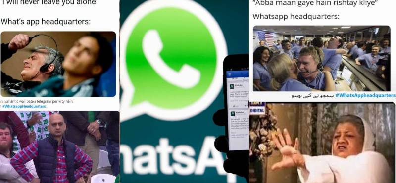 #WhatsAppheadquarters – Memes warm up Twitter as messaging app trolled over user data 'misuse'