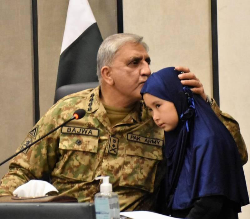 Machh massacre – Pakistan Army chief Bajwa meets families of Hazara victims in Quetta (VIDEO)