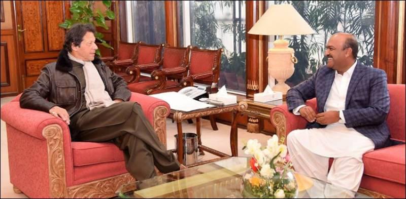 Nadeem Afzal Chan resigns as aide to PM Imran