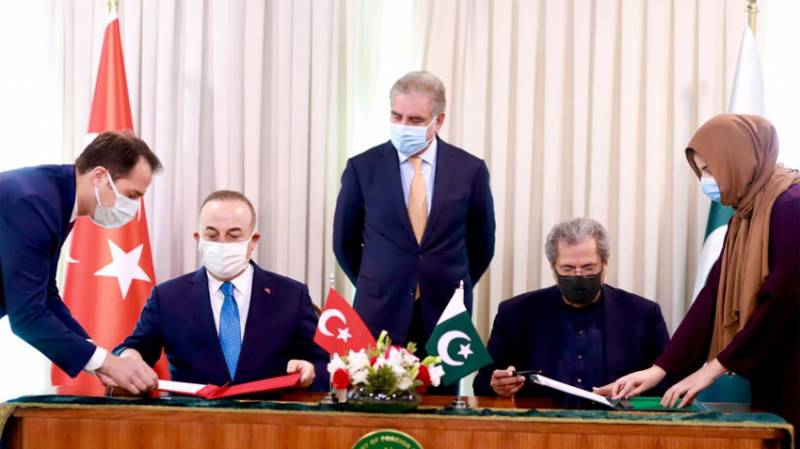 Pakistan, Turkey join hands for literacy promotion