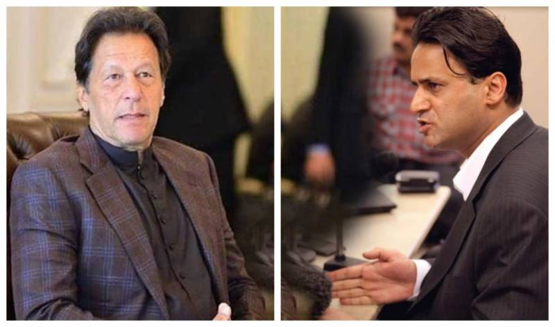 PM Imran refuses to accept Tabish Gauhar's resignation, directs to continue