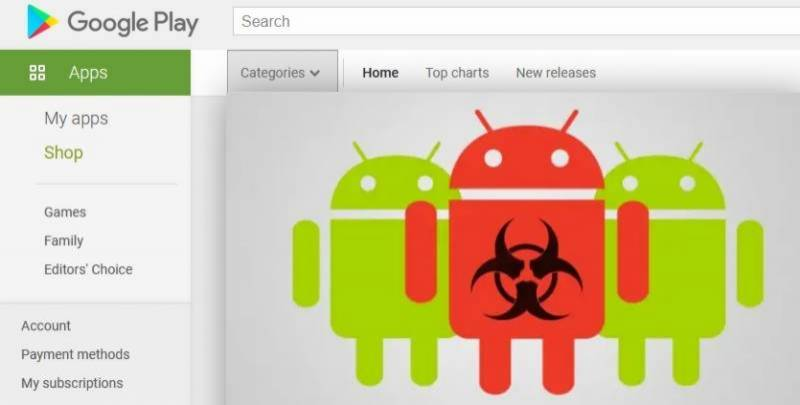 BEWARE! 5 trojanized Android apps found spying on Pakistanis