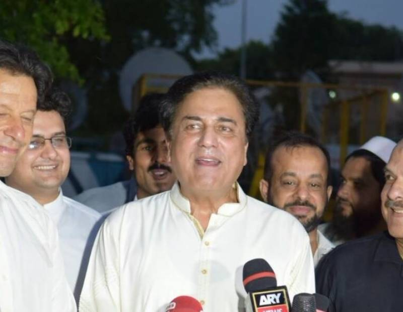 IHC restricts Naeem Bukhari from working as PTV Chairman