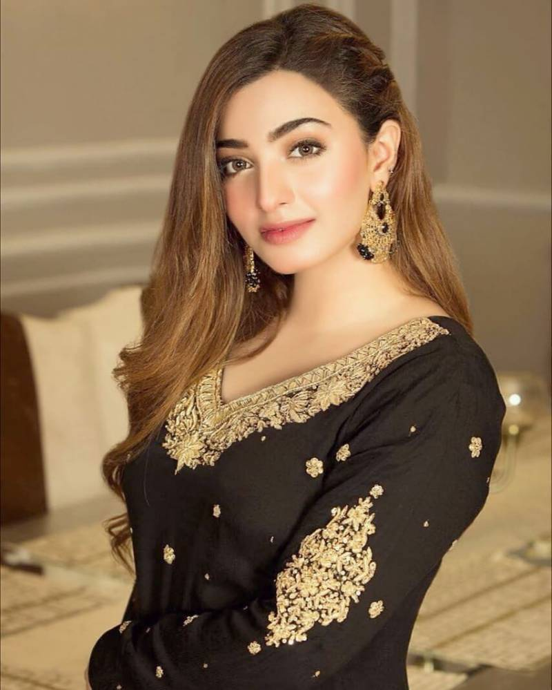 Who is Nawal Saeed obsessed with? Pakistan's rising talent reveals the name of her favorite actress