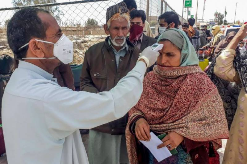 Pakistan reports 3,097 new coronavirus cases, 46 deaths in 24 hours
