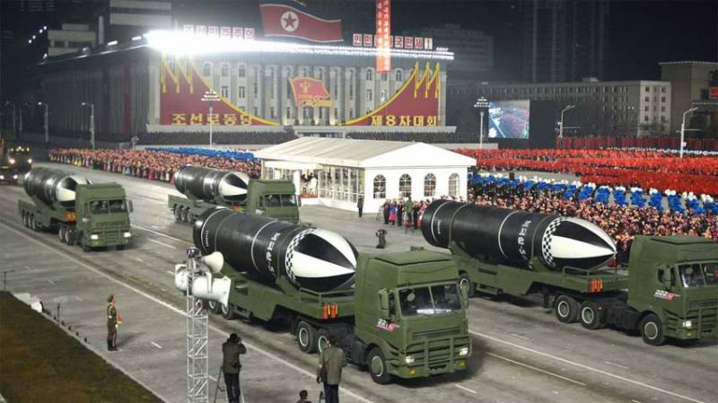 North Korea unveils 'world's most powerful' weapon