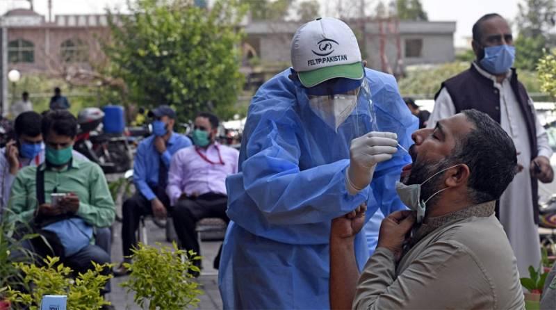 Pakistan reports 2,417 new coronavirus cases, 45 deaths in 24 hours