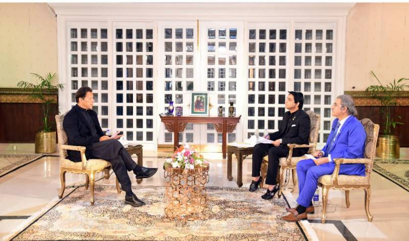 PM Imran talks about Broadsheet revelations, Chan's resignation in latest interview