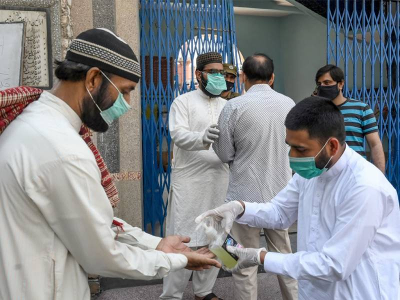 Coronavirus: Pakistan reports 2,432 new cases, 45 deaths