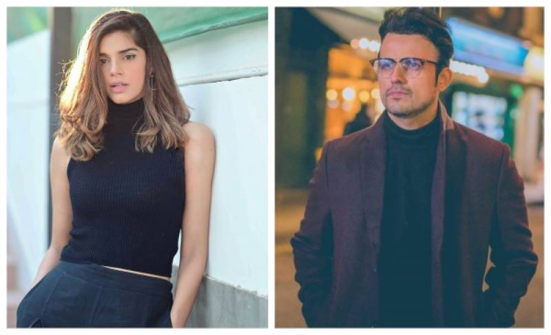 Sanam Saeed and Usman Mukhtar pair up for an upcoming film