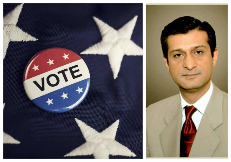 Former Pakistani minister running for US Congress