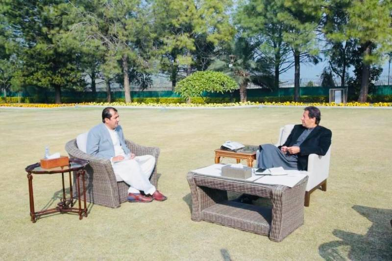 PM Imran hails CM Khalid's plan to turn G-B into world-class tourist destination