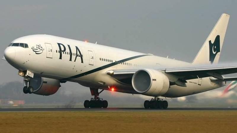 Stranded crew of seized PIA plane returns to Pakistan today