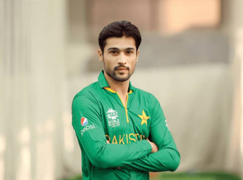 Mohammad Amir set to play for London Spirit in England's Hundred competition