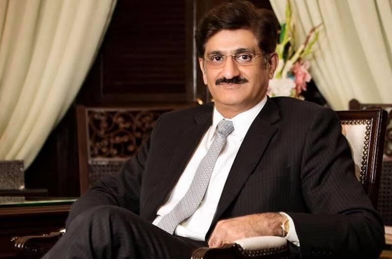 NAB files corruption reference against Sindh CM Murad