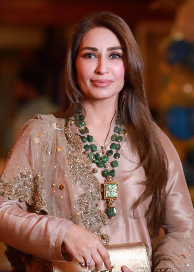 Reema Khan receives Covid-19 vaccine in US (VIDEO)